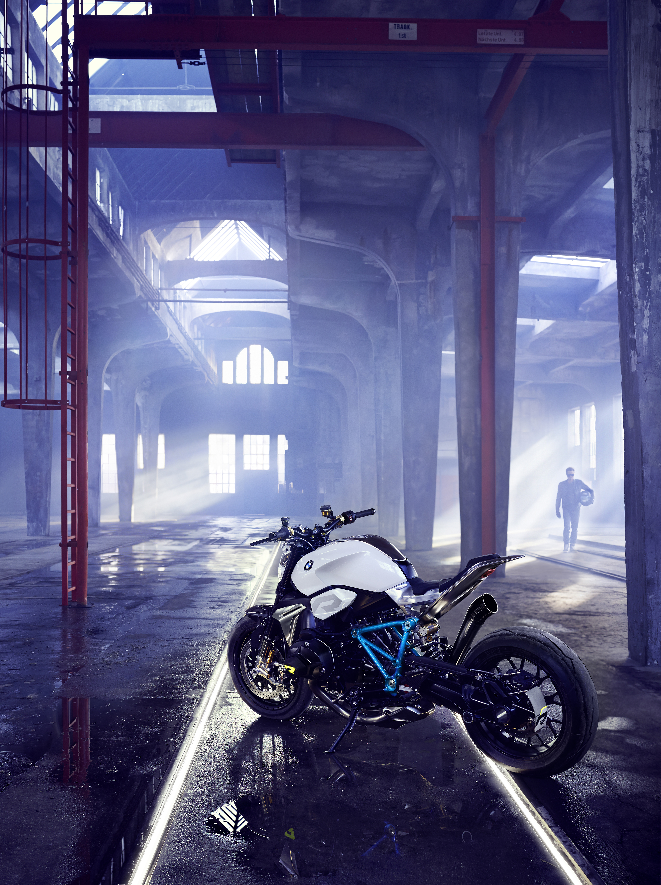 BMW Concept Roadster by RSD - Copyrights BMW Motorrad