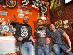 greasyhands roadtrip - denver's garage