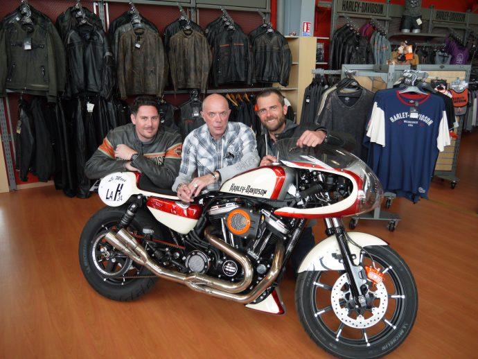 Harley-Davidson Le Mans - Denver's Garage