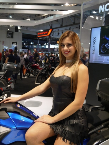 Italian style by Honda Motor - Eicma 2017-Denver's Garage