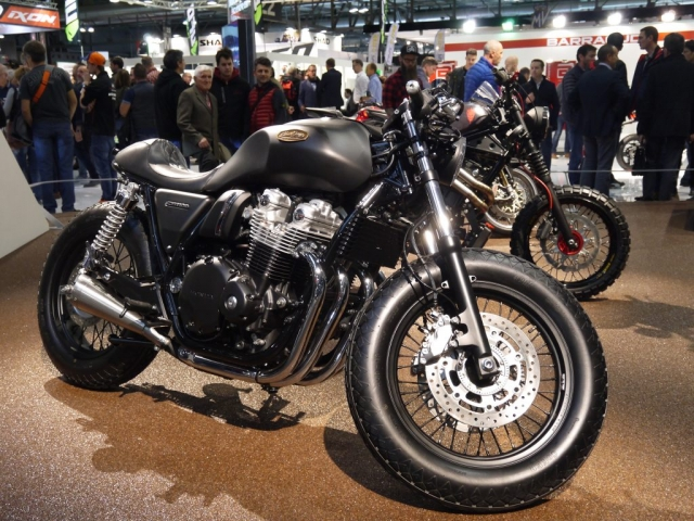 Honda CB 1100 by South Garage Cafè - Eicma 2017-Denver's Garage