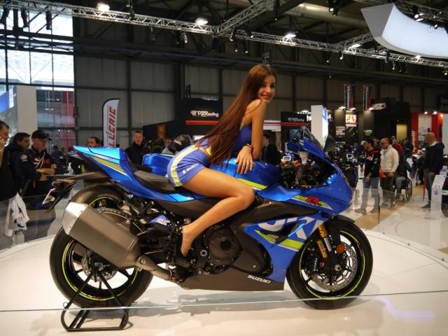 Suzuki GSX-R 1000 2018 - Eicma 2017-Denver's Garage