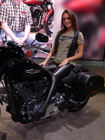 Italian style by Harley-Davidon - Eicma 2017-Denver's Garage