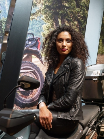 Italian style by Triumph Motorcycles - Eicma 2017-Denver's Garage
